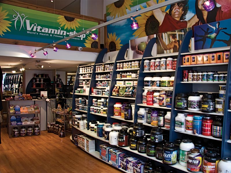 Canada's Premier Vitamin and Nutritional Supplement Dispensary